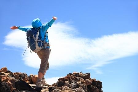 woman-on-a-hike-hiking