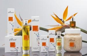 Altearah Organic Orange Oil Line