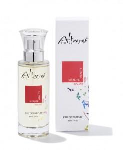 Altearah organic eau de parfum